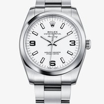 Rolex Oyster Perpetual No-Date 34mm - Domed Bezel Air_King