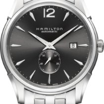 Hamilton Jazzmaster Small Second H38655185 Elegante Herrenuhr...