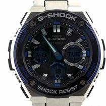 Casio G-Shock GSTS100D-1A2 WR 20BAR