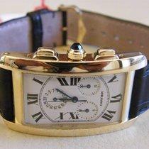 Cartier tank america crono