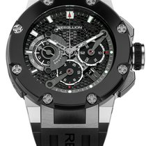 Rebellion Predator Chrono Sectorial Second Steel Ceramic