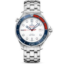 Omega Seamaster Commander's 300M James Bond LTD Watch...