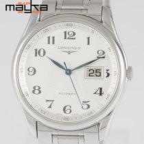 Longines Automatic Master Collection Big Date Steel 40mm