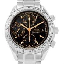 Omega Speedmaster Date Black Dial Mens Watch 3513.54.00