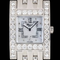 Chopard 18k White Gold Your Hour Ladies Diamond Set