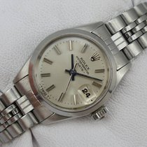Rolex Oyster Perpetual Date Lady - 6516 - aus 1968 - Papiere