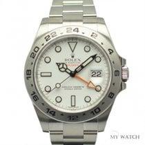롤렉스 (Rolex) Rolex Oyster Perpetual Explorer II 216570WH (NEW)