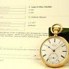 A. Lange & Söhne , Lépine, 18k Yellow Gold, 1B Quality