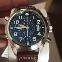 IWC Spitfire Doppelchronograph Petit Prince