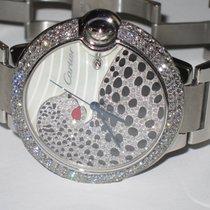 Cartier Ballon Bleu XL Panther Diamonds