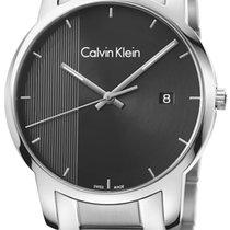 ck Calvin Klein city Herrenuhr K2G2G14Y