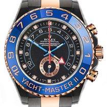 Rolex Yacht Master II 116681 DLC/PVD