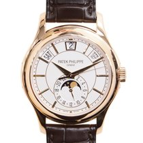 Πατέκ Φιλίπ (Patek Philippe) Complications 18k Rose Gold White...