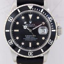 Rolex Submariner Date Tritium Taucher 168000 Klassiker Diver...