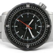 Sinn 212 KSK GMT Limited Edition on Bracelet 47mm German...