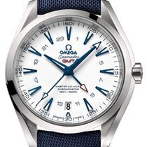 Omega Seamaster Aqua Terra 150M Master Co-Axial GMT 43mm...