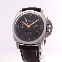 Panerai Luminor 1950 Equation of Time 8 Days GMT Titanio PAM 656