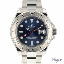 Rolex Yachtmaster 40 Rolesium Blue