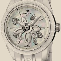 Perrelet Double Rotor  Diamond Flower Ceramic