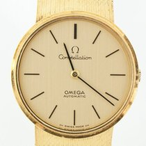 オメガ (Omega) Constellatiion 18K Gelbgold 83gr.