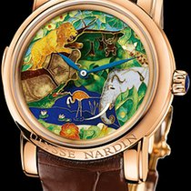 Ulysse Nardin Safari Minute Repeater