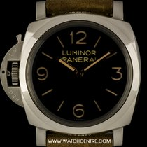 Panerai S/S Unworn Luminor 1950 Left Handed 3 Days B&P...