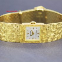 Ρολεξ (Rolex) Precision Lady 18Karat 750er Gelbgold