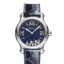 Chopard Ladies 278559-3008 Happy Sport Watch