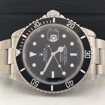 Rolex Submariner Calendário Black DIal Completo e impecável