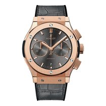 Hublot Classic Fusion Chronograph 45mm 521.OX.7081.LR Rose Gold