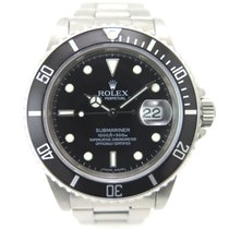 Rolex Submariner 16800 Transitional Service Dial Full set