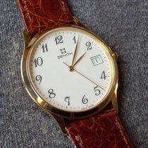 제니트 (Zenith) – Men's wristwatch.