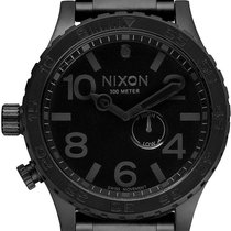 Nixon 51-30 Tide A057-001 Herrenarmbanduhr Design Highlight