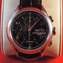 Baume & Mercier Clifton Chronograph 43 mm