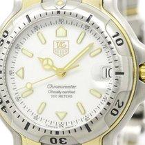 タグ・ホイヤー (TAG Heuer) Polished Tag Heuer 6000 Chronometer 18k...