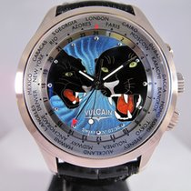 Vulcain Cloisonne The Panthers Limited Edition 30