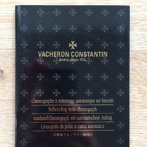 Vacheron Constantin Manual for Selfwinding Wrist Chronograph