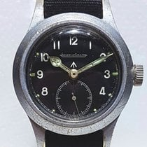 Jaeger-LeCoultre military wrist watch dirty dozen 1940's