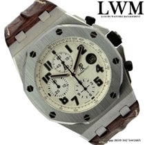Audemars Piguet Royal Oak 26170 ST Offshore chronograph Safari...