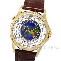 파텍필립 (Patek Philippe) World Time Cloisonne Yellow Gold 39.5MM