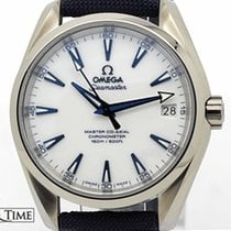 Omega Seamster Aqua Terra 'Good Planet' NEW