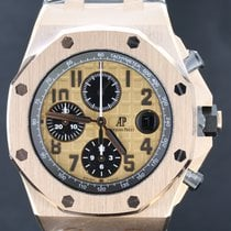 Audemars Piguet Royal Oak Offshore Chronograph Pink Gold 42MM,...