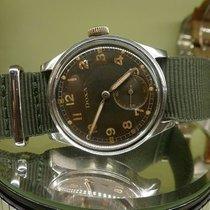 Doxa vintage mechanichal germany military WWII 'Dienstuhr&...