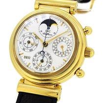IWC 18K Gold Da Vinci Perpetual Calendar IW3750-03
