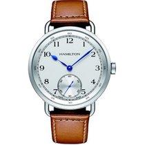 Hamilton Men's H78719553 Navy Pioneer Limited edition Watch