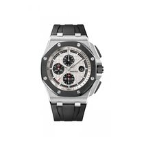 Audemars Piguet ROYAL OAK OFF SHORE STEEL CASE CERAMIC BEZEL