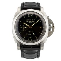 Panerai Luminor 1950 8 Days GMT Acciaio 44 mm