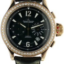 Jaeger-LeCoultre Ladies Master Compressor Chronograph 18k Rose...