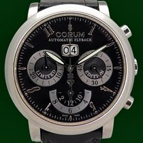 Corum Classic 42mm Flyback Chronoraph Limited To 500 Pieces