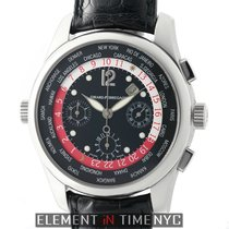 Girard Perregaux WW.TC World Time Chronograph 18k White Gold...